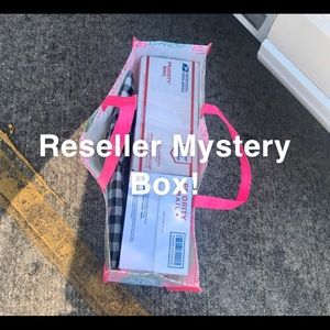 Reseller shoe mystery box